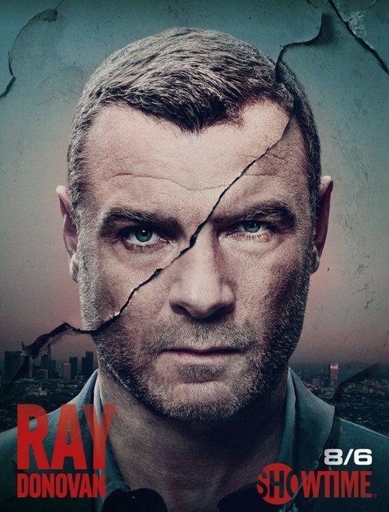 Cartel Temporada 5 de 'Ray Donovan'