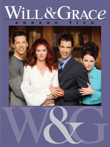 Cartel Temporada 5 de 'Will y Grace'