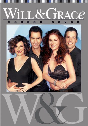 Cartel Temporada 7 de 'Will y Grace'