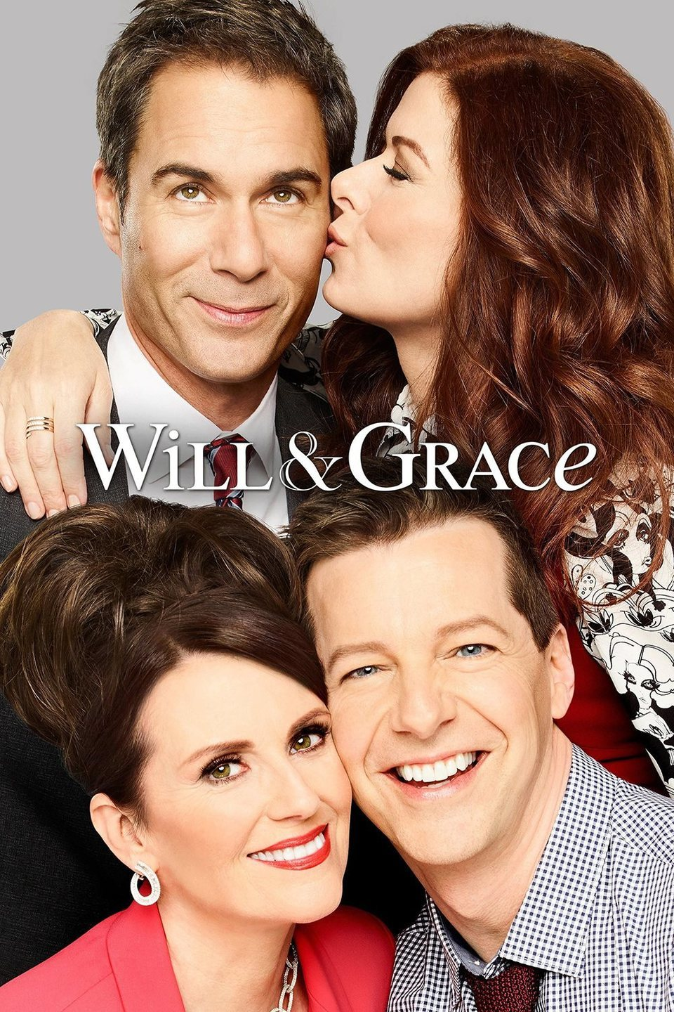Cartel Temporada 11 de 'Will y Grace'