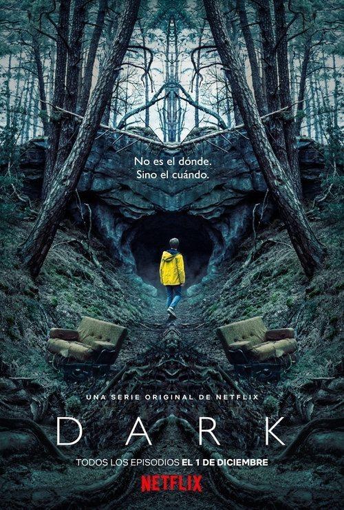 Cartel Temporada 1 de 'Dark'