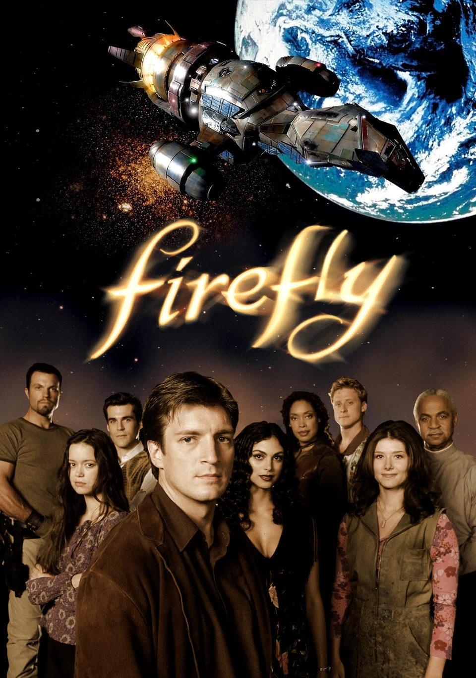 Cartel Temporada 1 de 'Firefly'