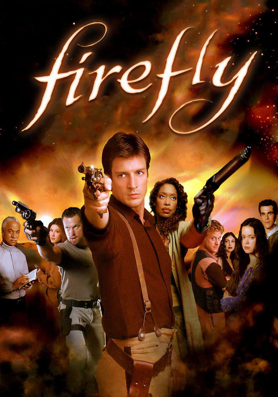 Cartel 'Firefly' #2 de 'Firefly'