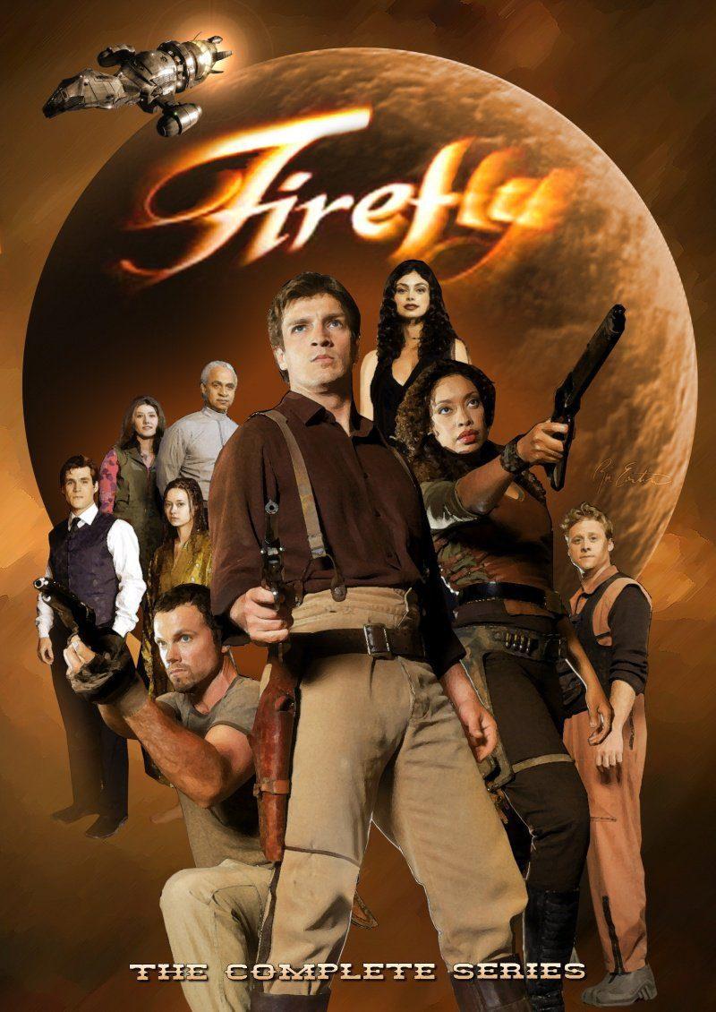 Cartel 'Firefly' #4 de 'Firefly'