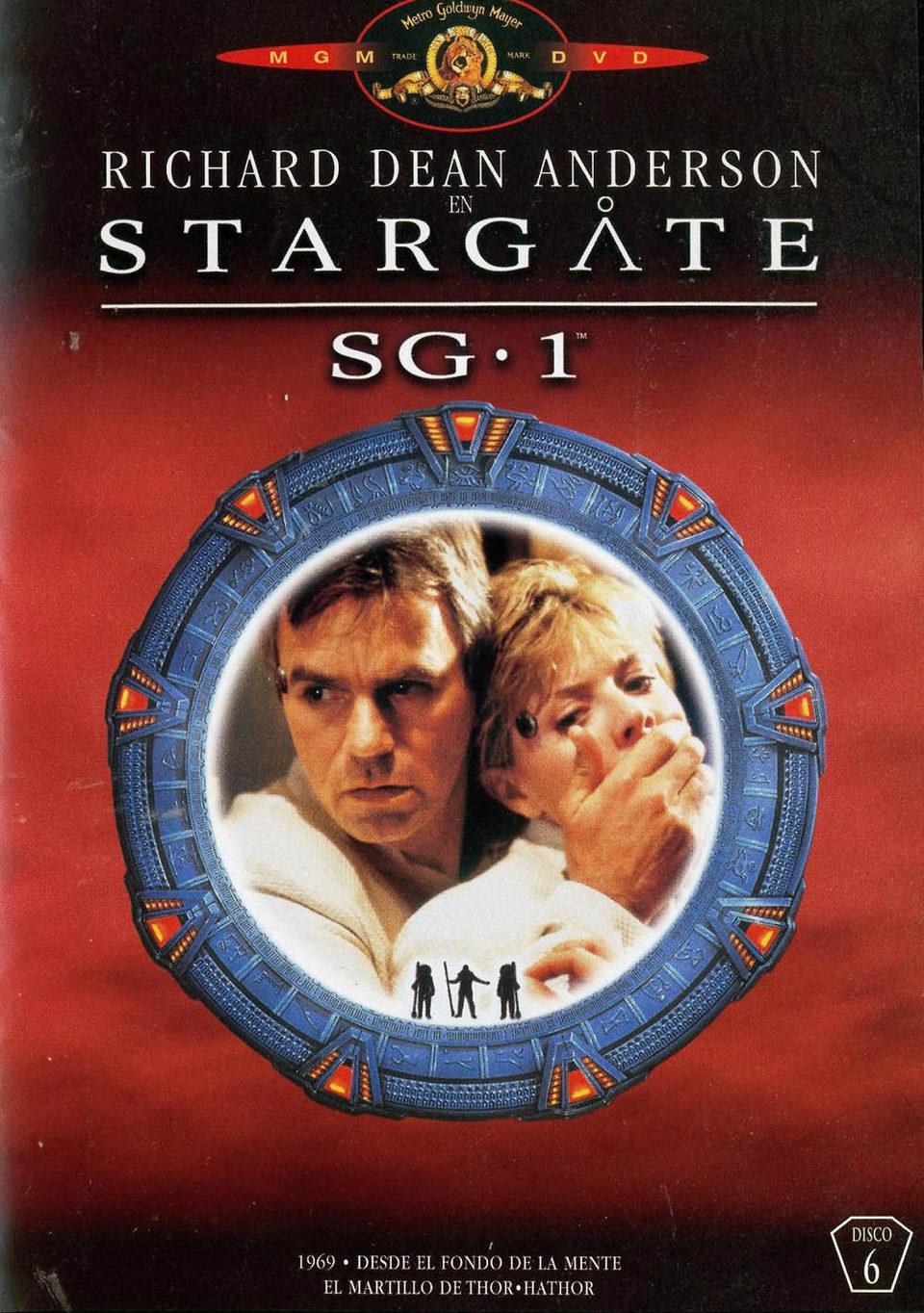 Cartel Temporada 2 de 'Stargate SG-1'