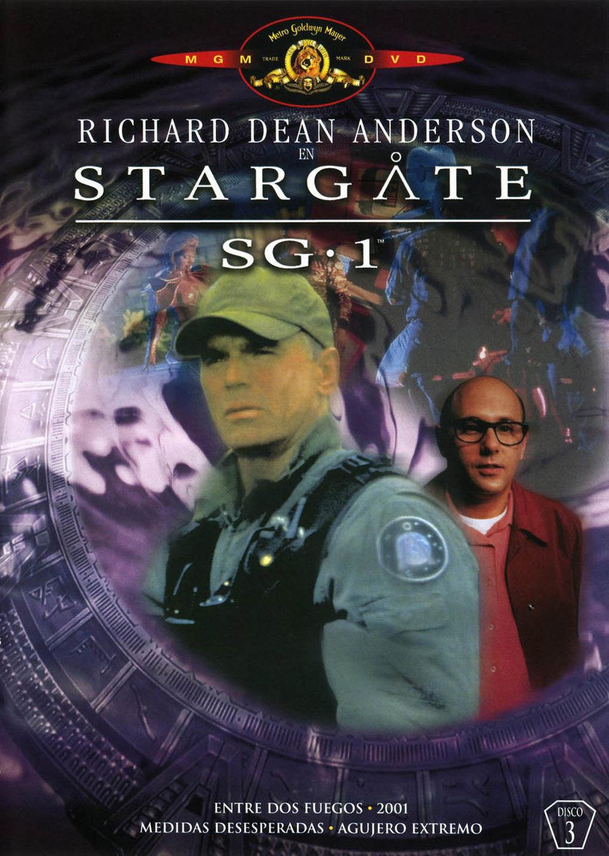 Cartel Temporada 5 de 'Stargate SG-1'