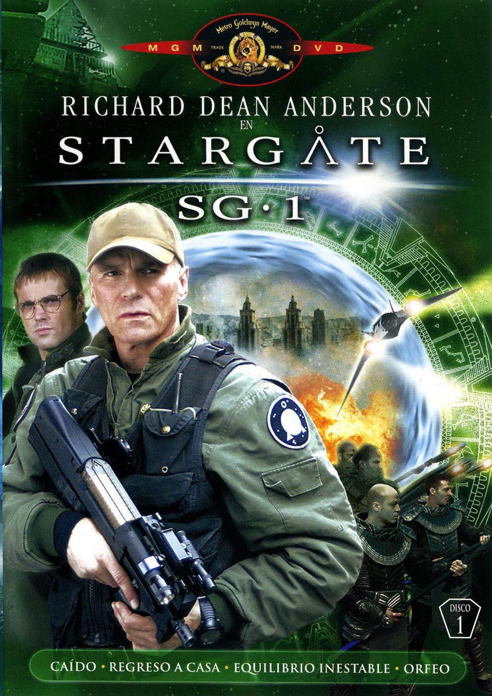 Cartel Temporada 7 de 'Stargate SG-1'