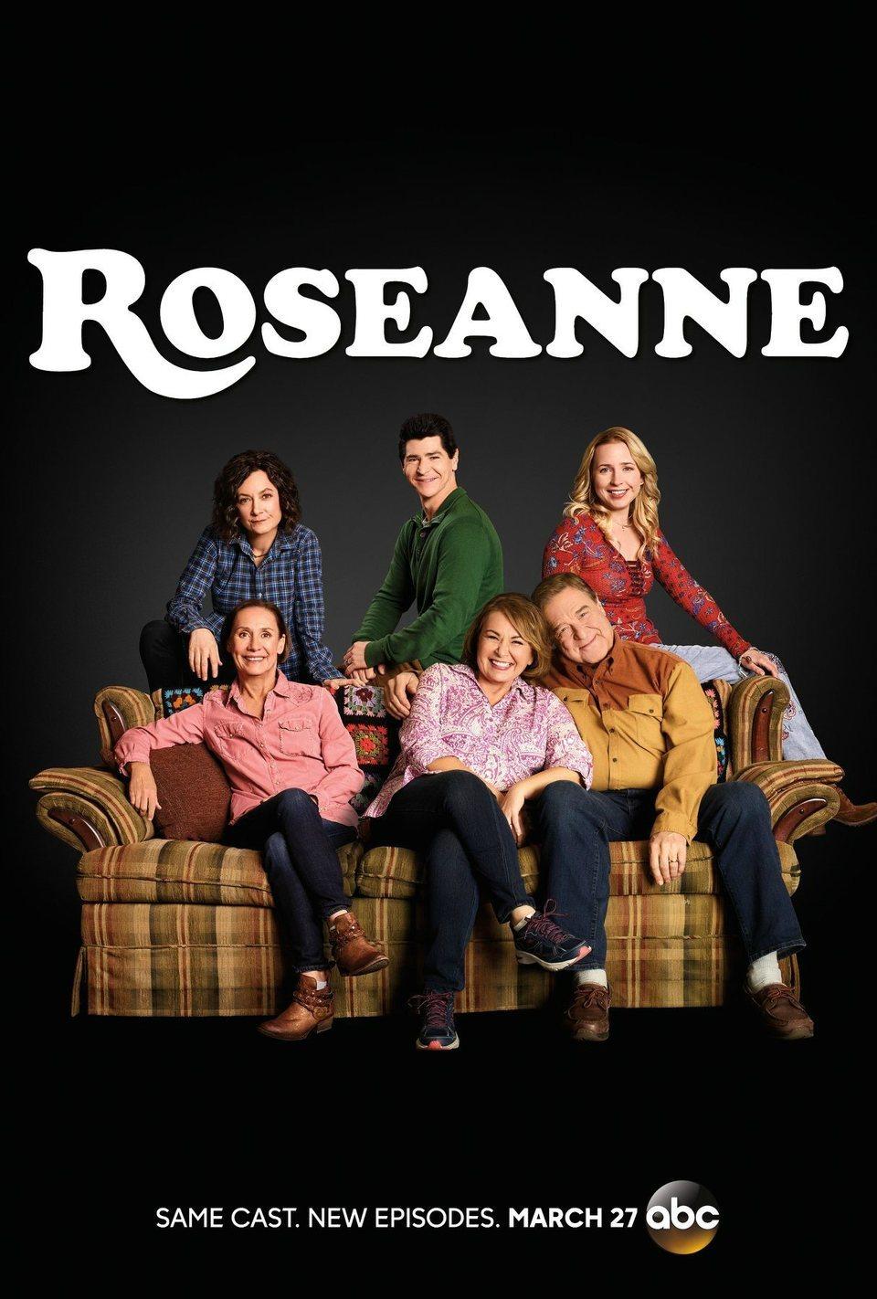 Cartel Temporada 11 de 'Roseanne'