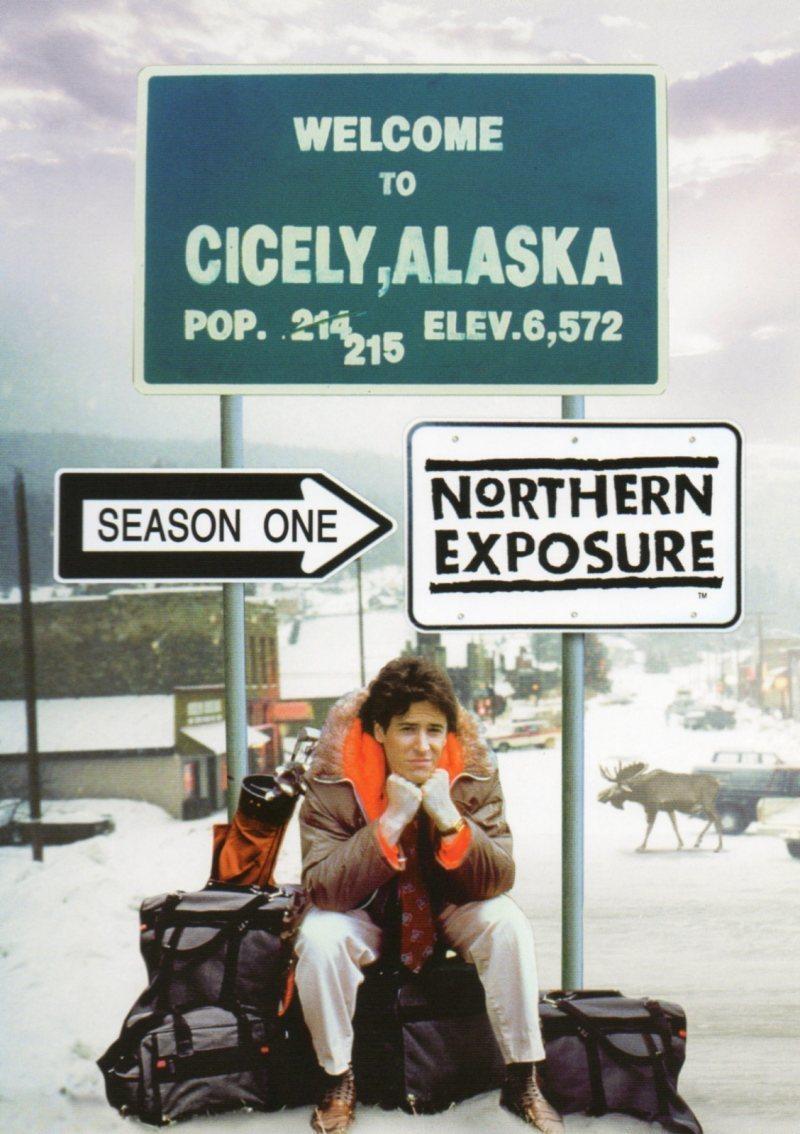 Cartel Temporada 1 de 'Doctor en Alaska'