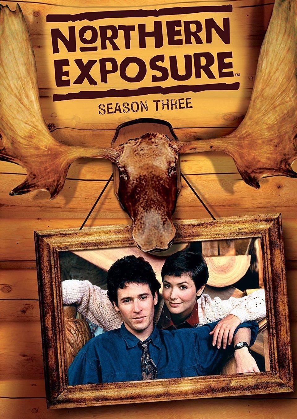 Cartel Temporada 3 de 'Doctor en Alaska'