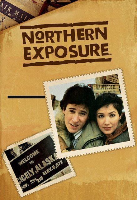 Cartel Temporada 4 de 'Doctor en Alaska'