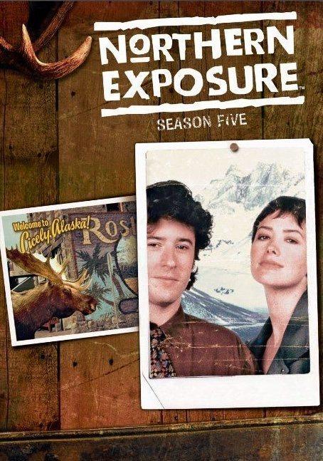 Cartel Temporada 5 de 'Doctor en Alaska'