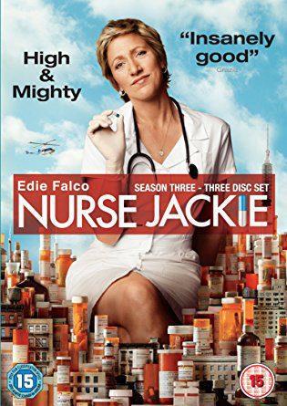 Cartel Tercera Temporada de 'Nurse Jackie'