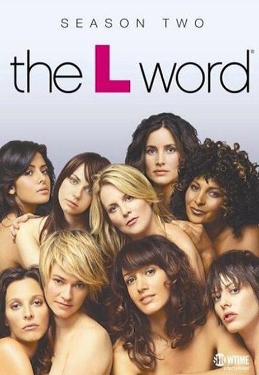 Cartel Temporada 2 de 'L (The L Word)'