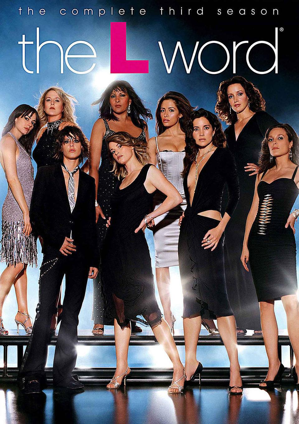 Cartel Temporada 3 de 'L (The L Word)'