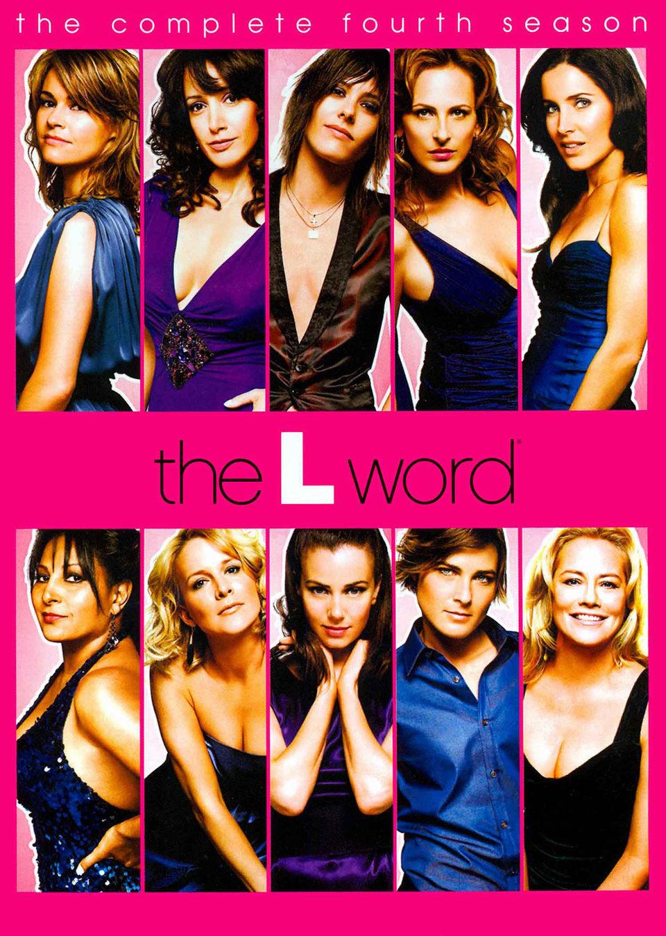 Cartel Temporada 4 de 'L (The L Word)'
