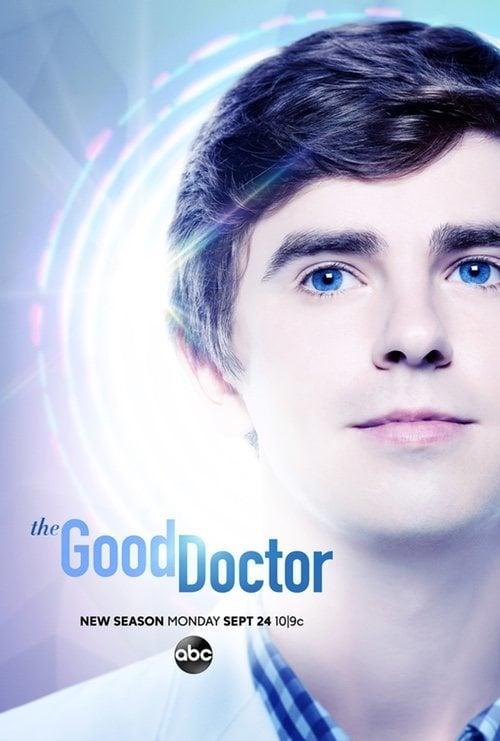 Cartel Temporada 2 de 'The Good Doctor'