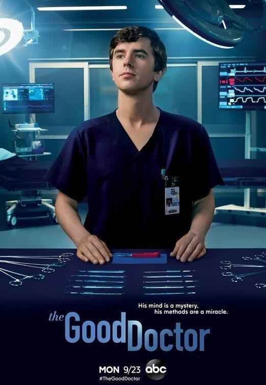 Cartel Temporada 3 de 'The Good Doctor'