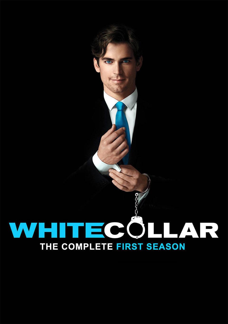 Cartel Temporada 1 de 'Ladrón de guante blanco'