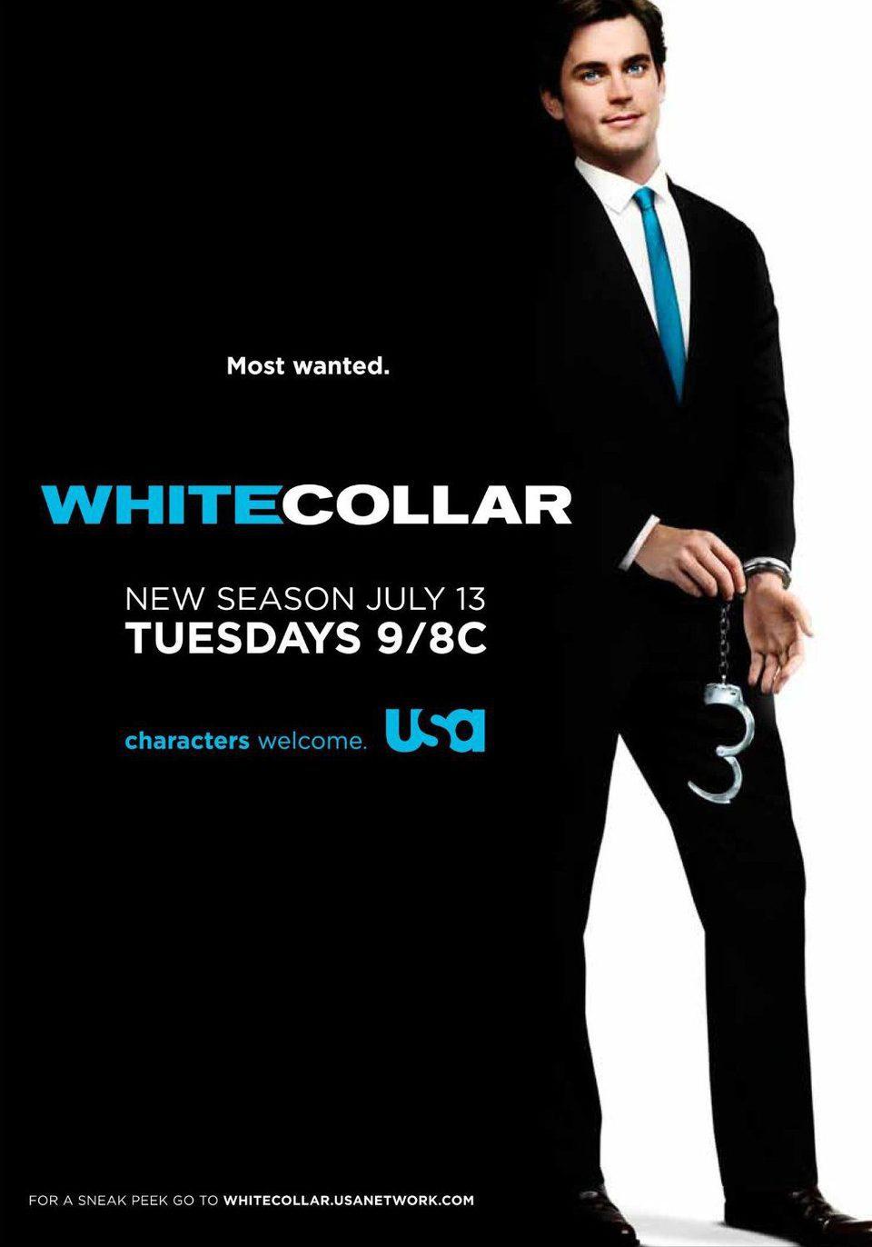 Cartel Temporada 2 de 'Ladrón de guante blanco'