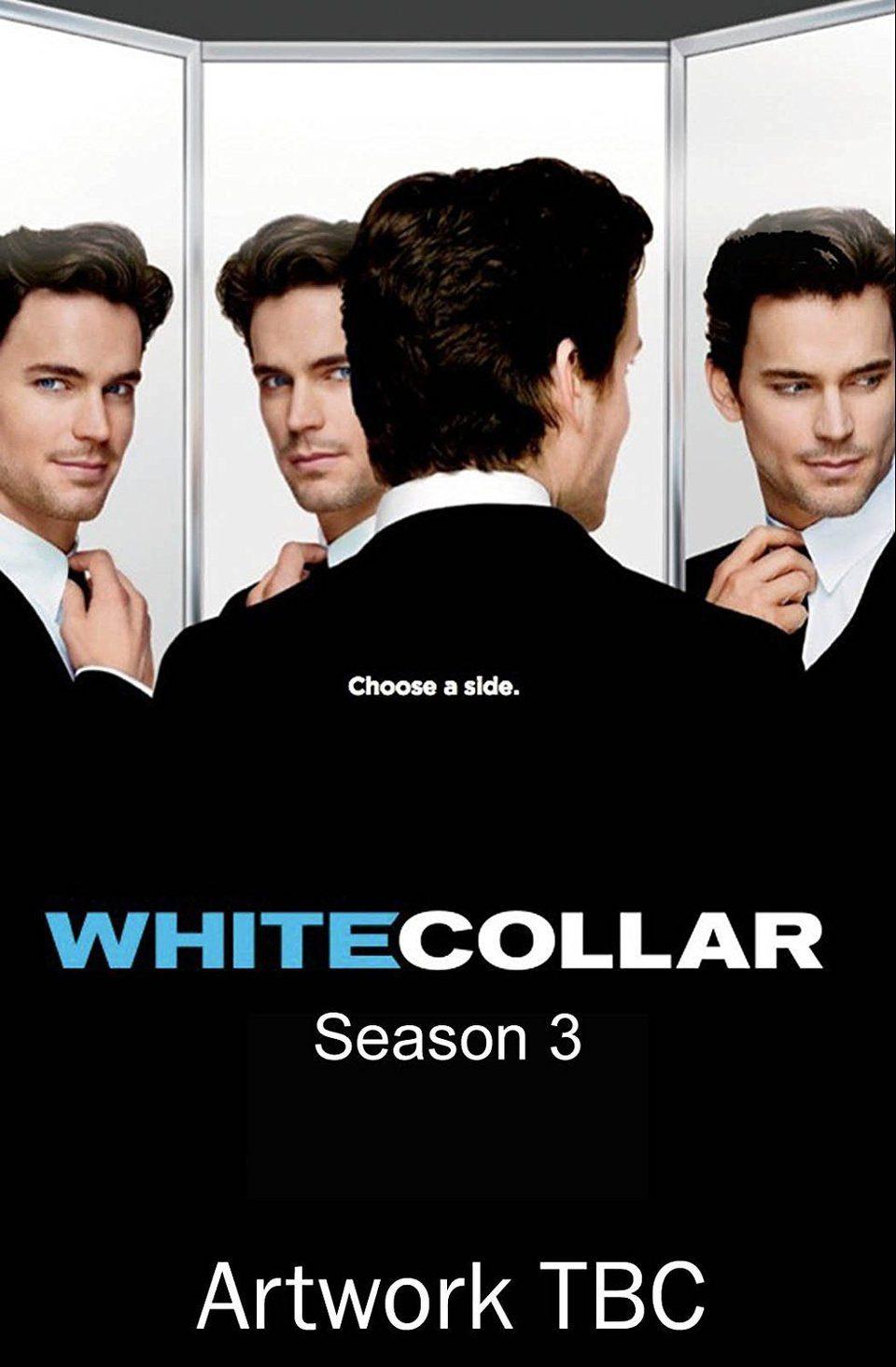 Cartel Temporada 3 de 'Ladrón de guante blanco'