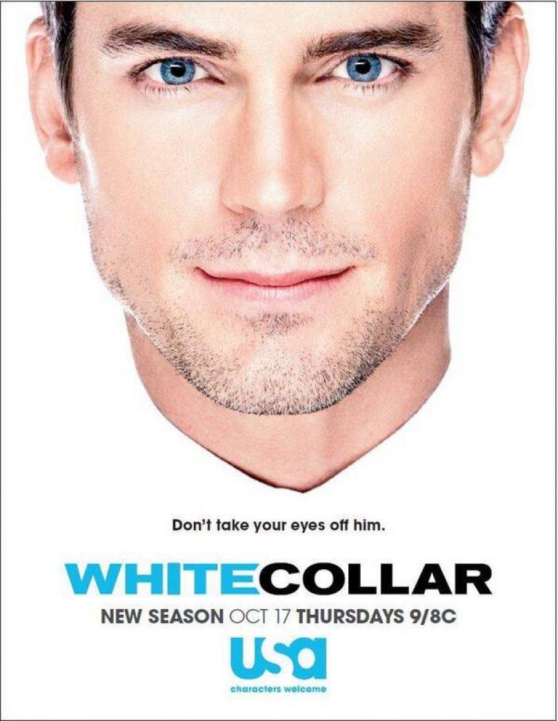 Cartel Temporada 5 de 'Ladrón de guante blanco'