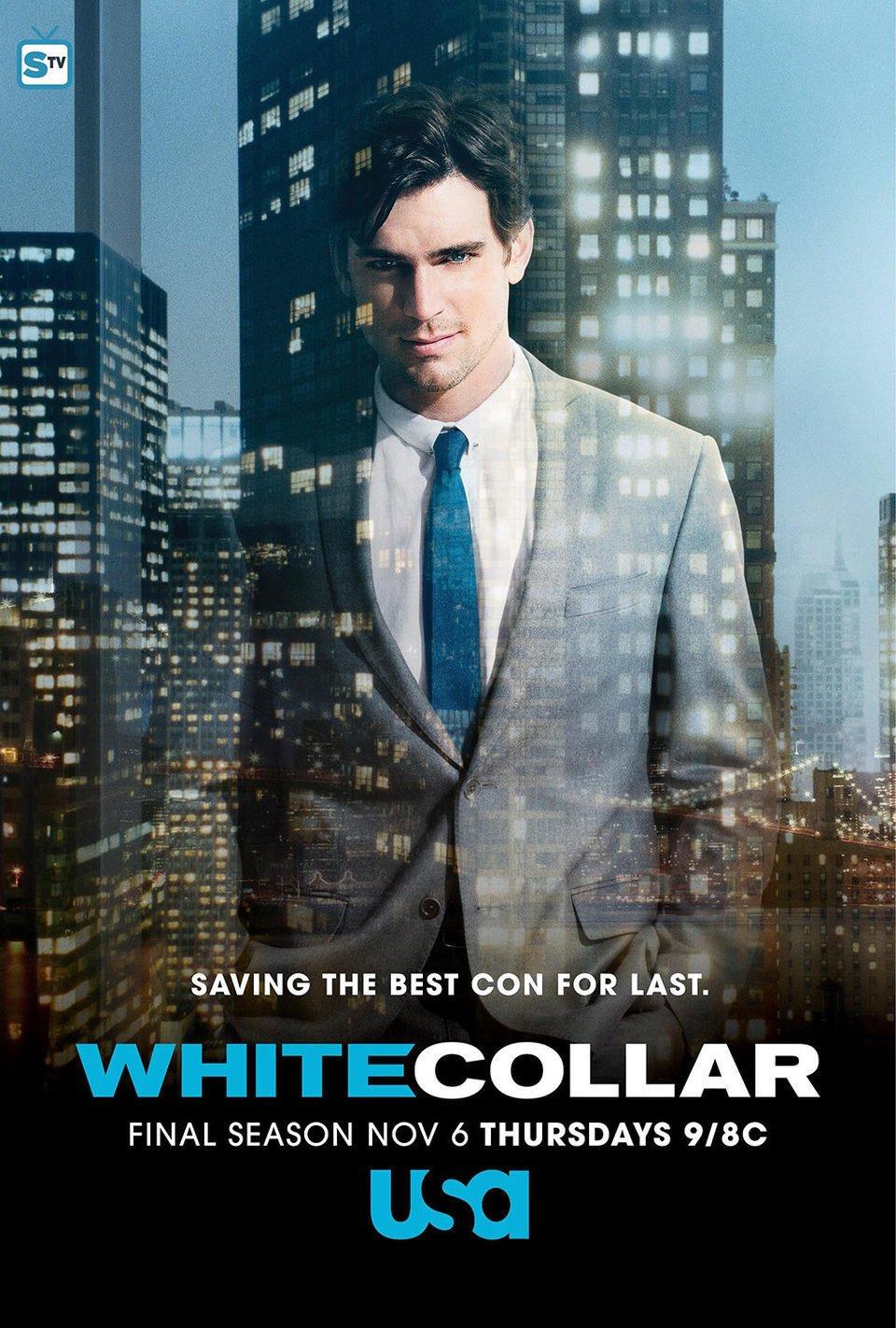 Cartel Temporada 6 de 'Ladrón de guante blanco'