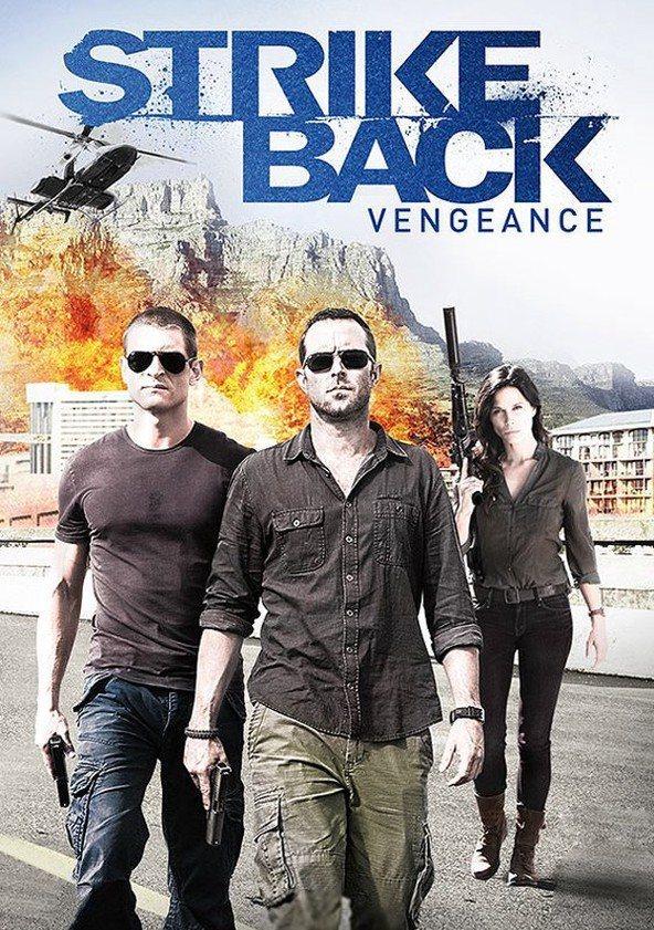Cartel Temporada 3 de 'Strike Back'