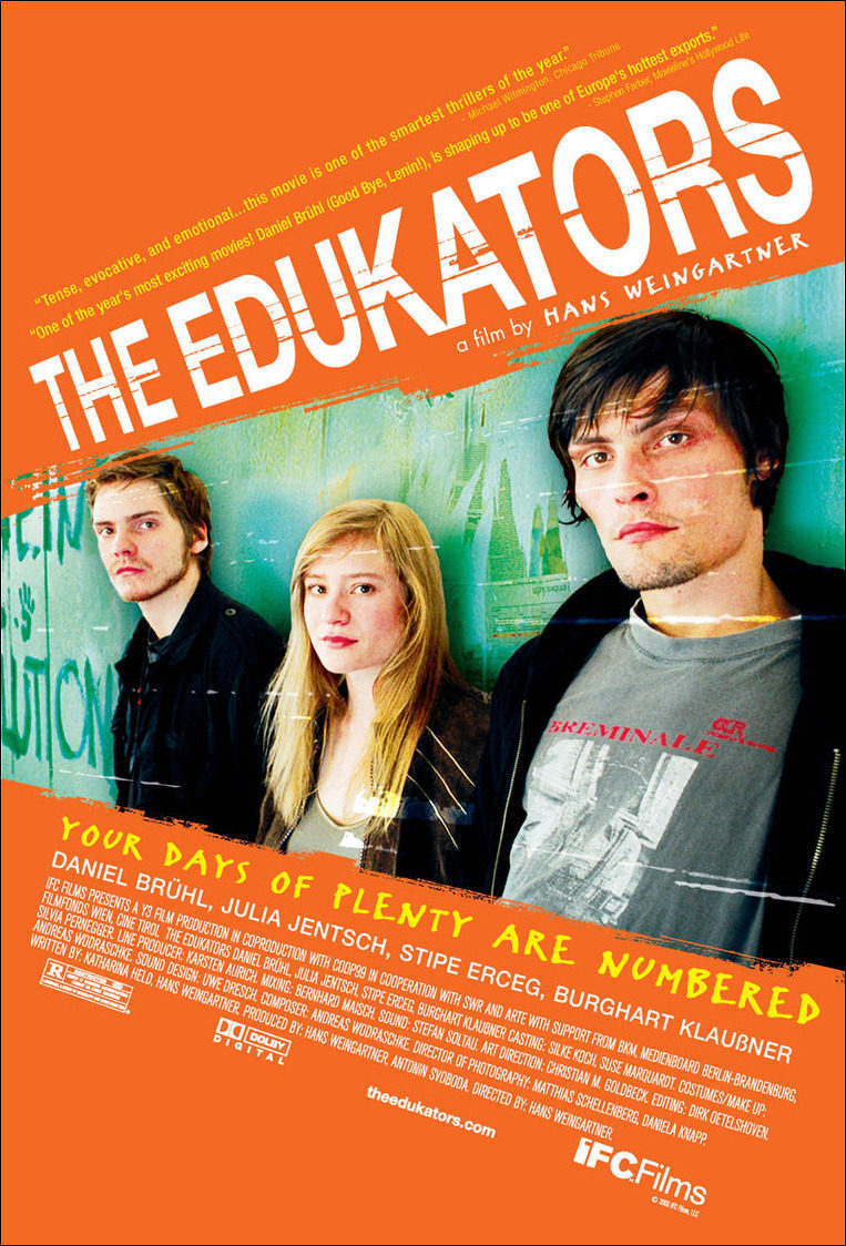 Cartel Estados Unidos de 'Los edukadores'