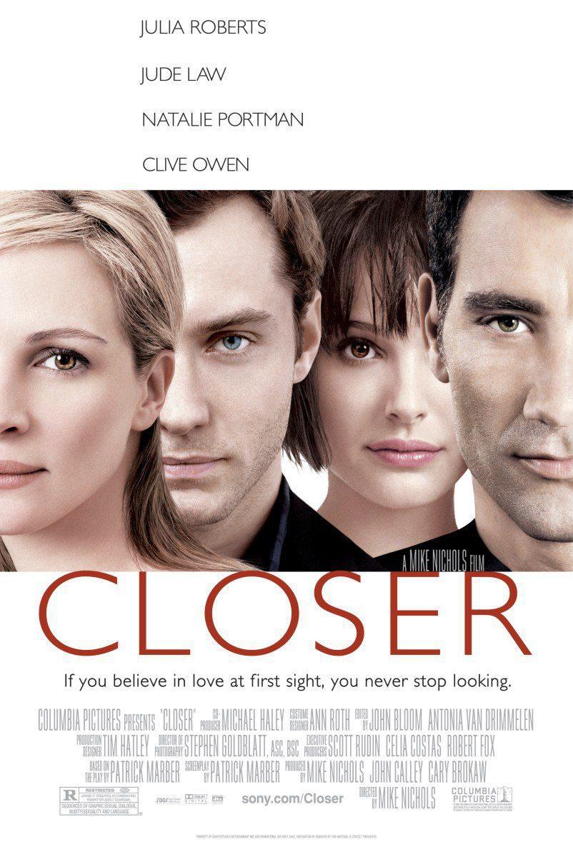 Cartel EEUU de 'Closer'