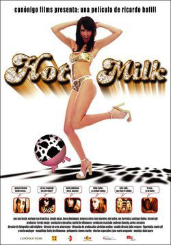 Cartel de Hot Milk