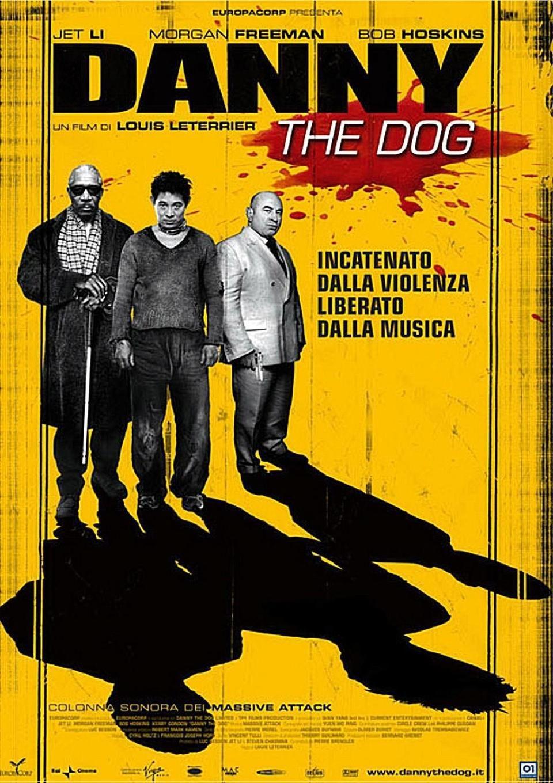 Cartel Italia de 'Danny the Dog'