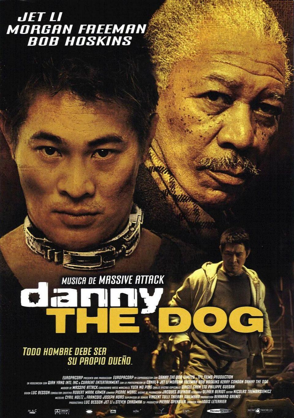Cartel España de 'Danny the Dog'