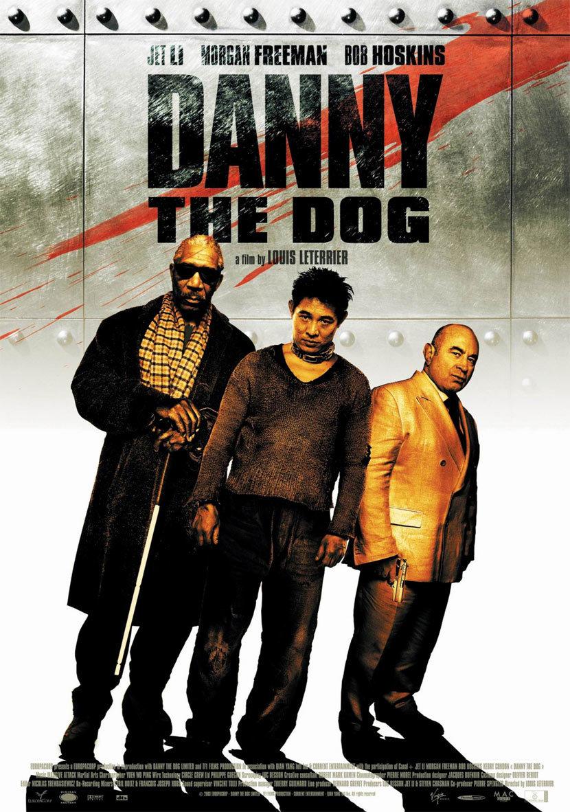 Cartel Estados Unidos de 'Danny the Dog'