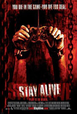 Cartel de Stay Alive