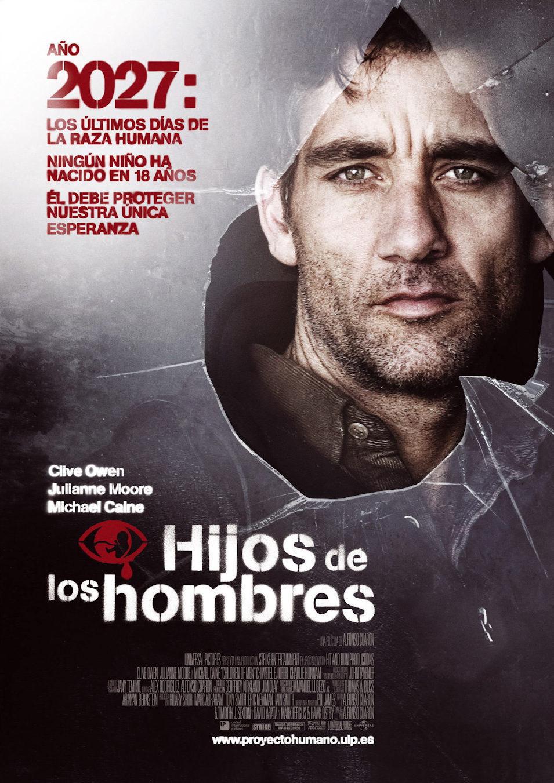 Cartel España de 'Hijos de los hombres'