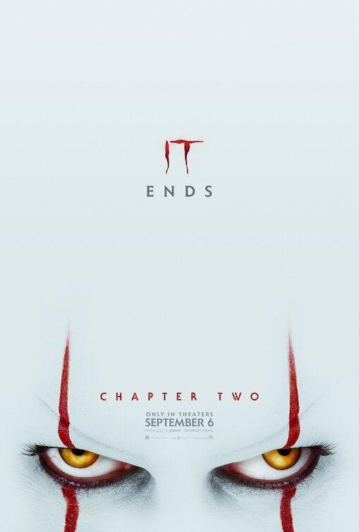 Cartel Poster EEUU de 'It - Capítulo 2'
