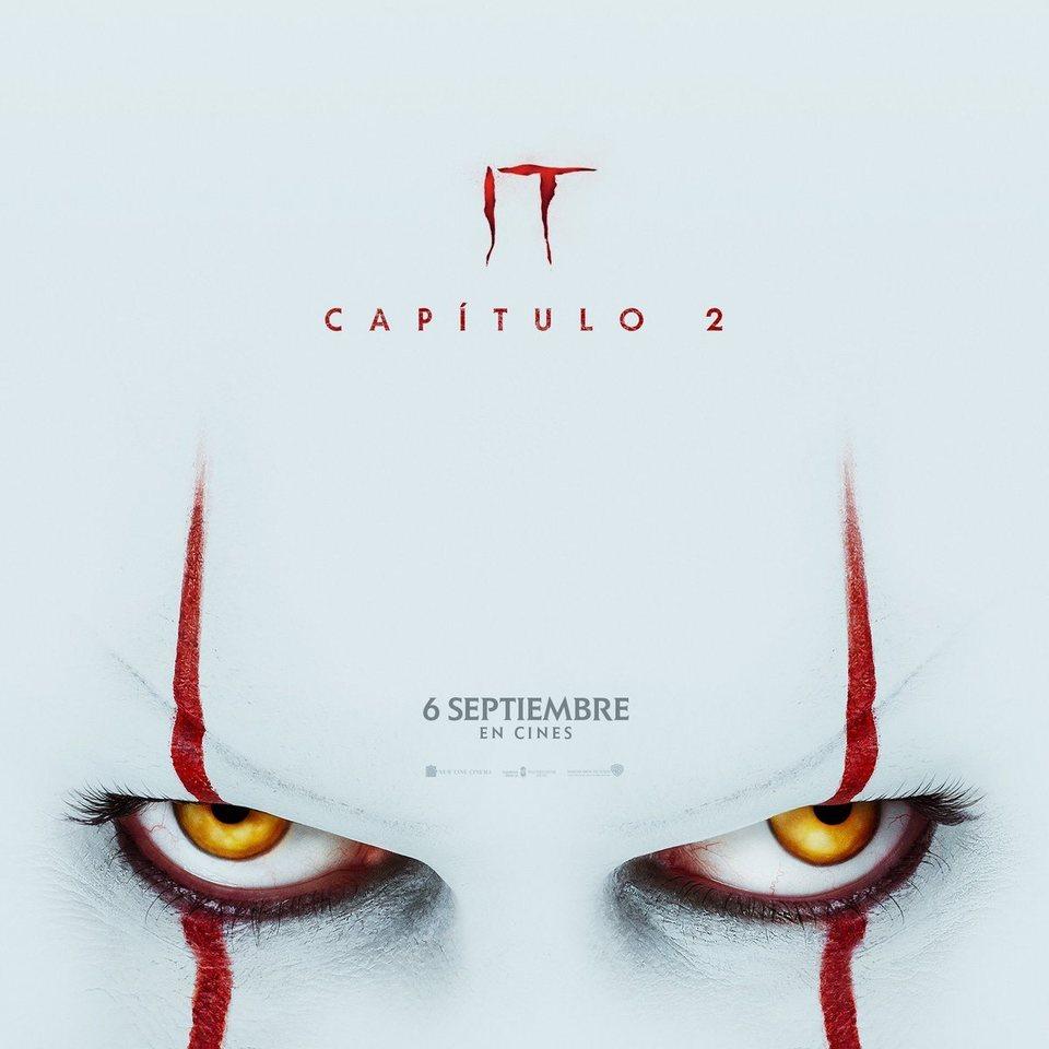 Cartel Póster España de 'It - Capítulo 2'