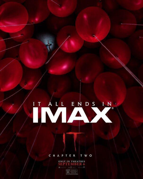 Cartel IMAX de 'It - Capítulo 2'