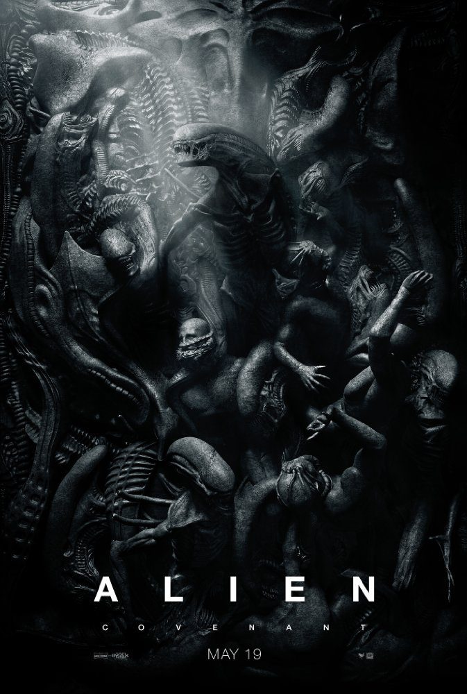 Cartel 'Alien: Convenant' Póster #2 de 'Alien: Covenant'