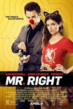 Cartel de Mr. Right