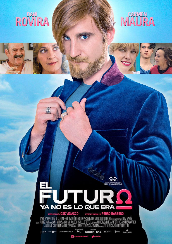 Cartel España #2 de 'El futuro ya no es lo que era'