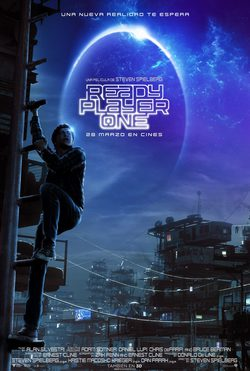 Cartel de Ready Player One