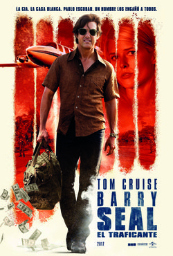 Cartel de Barry Seal: El traficante