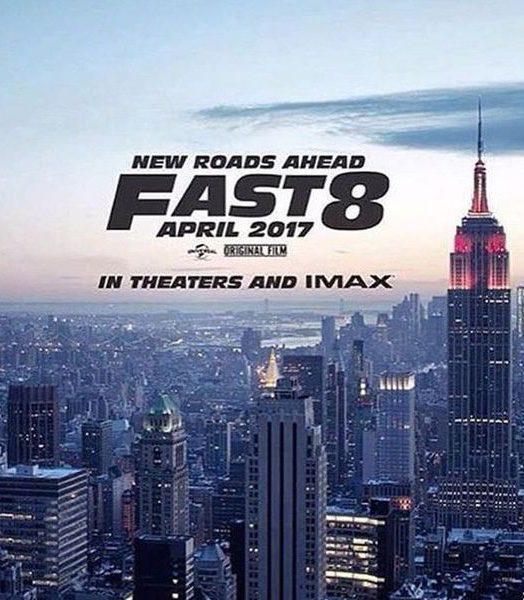 Cartel Internacional de 'Fast & Furious 8'