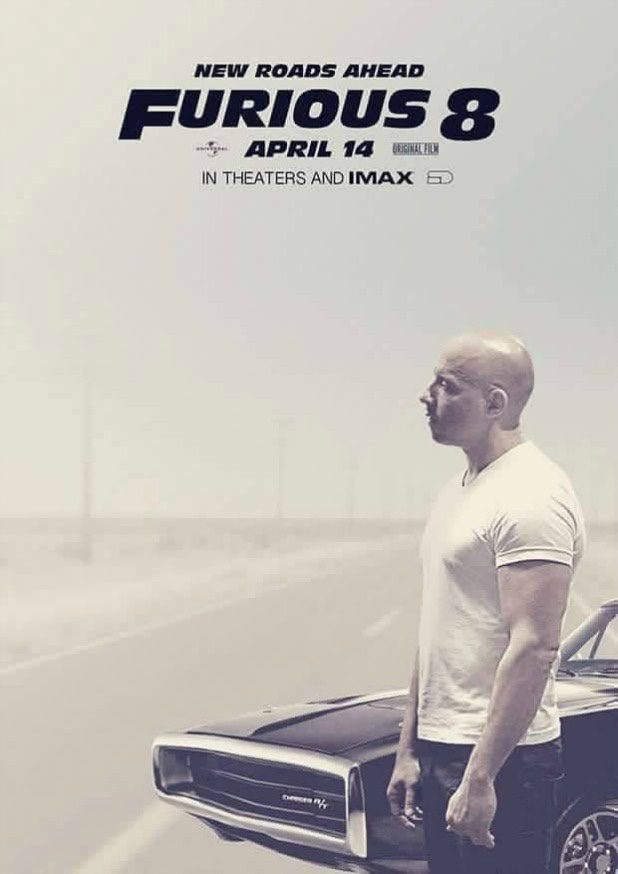 Cartel Internacional #2 de 'Fast & Furious 8'