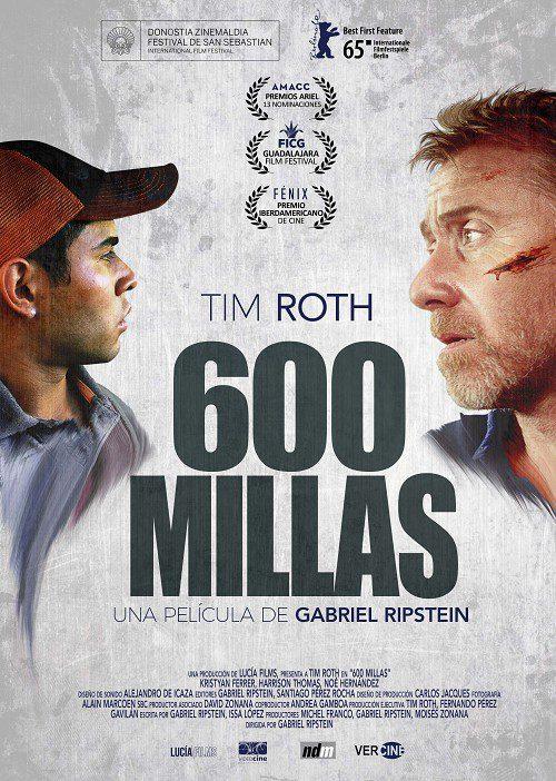 Cartel España de '600 millas'