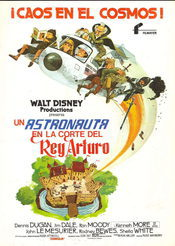 Un astronauta en la corte del Rey Arturo