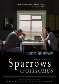 Cartel de Sparrows (Gorriones)