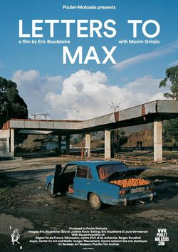 Cartel de Letters to Max